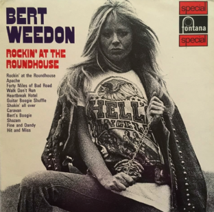 Bert Weedon - Rockin' At The Roundhouse (LP) (NM/EX)